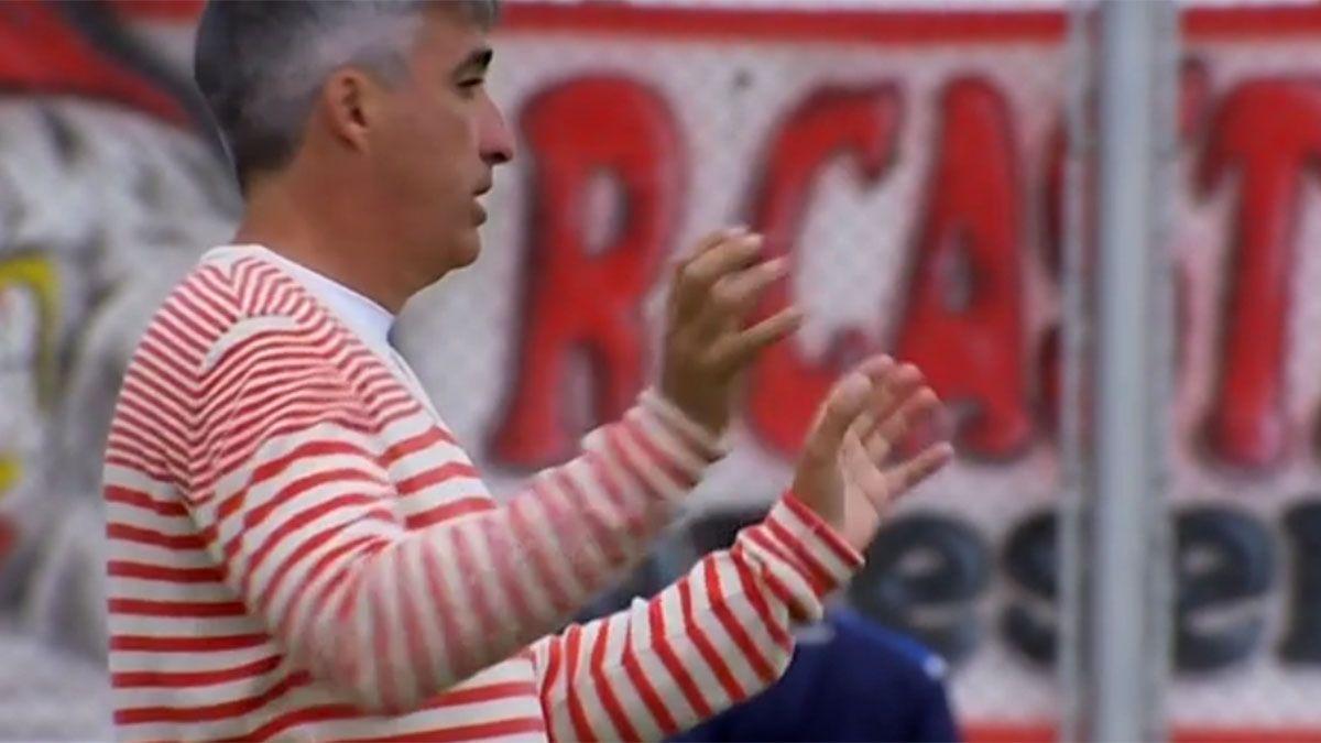 Gómez: Fue un partido a lo Independiente Rivadavia