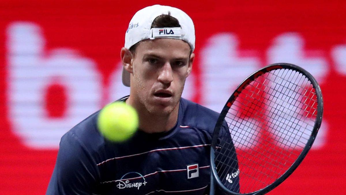 Diego Schwartzman buscará la final del ATP de Colonia