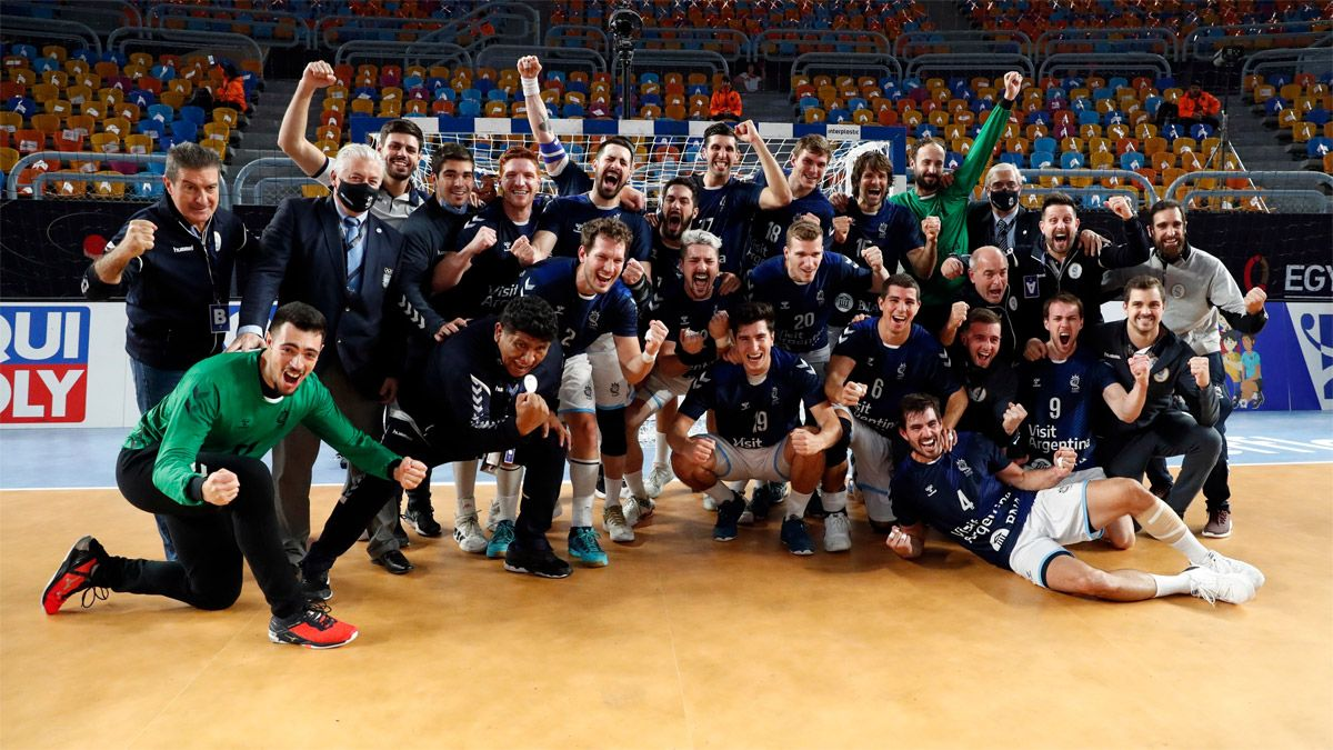 Los Gladiadores dejaron sin DT a Croacia, quien renunció
