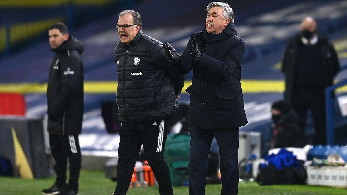 El Leeds de Bielsa pagó caro los errores defensivos y perdió