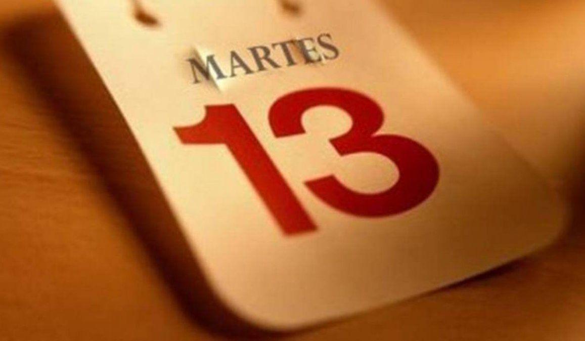 Martes 13: ¿por qué se considera de mala suerte este día?