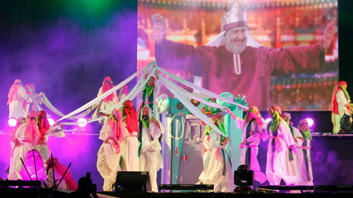 La Cabalgata de los Reyes Magos cumplirá 44 ediciones