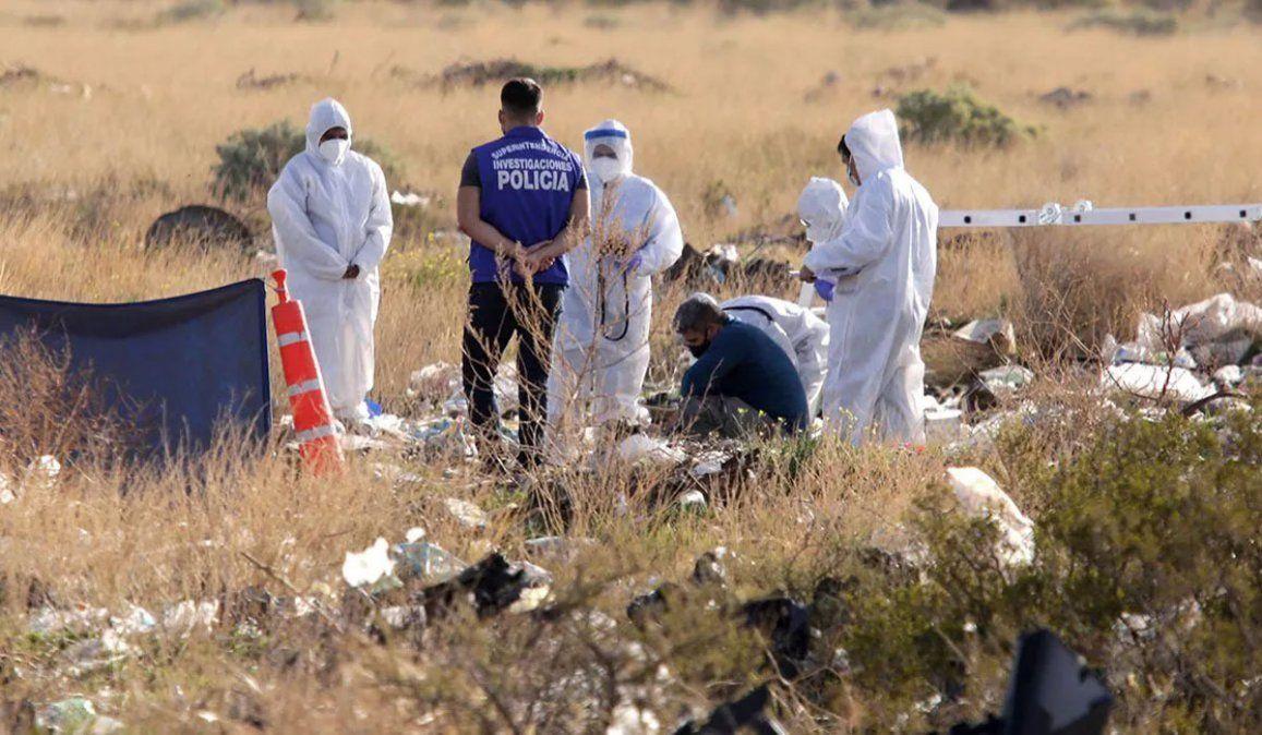 El cuerpo hallado en Neuquén es el de Agostina Gisfman