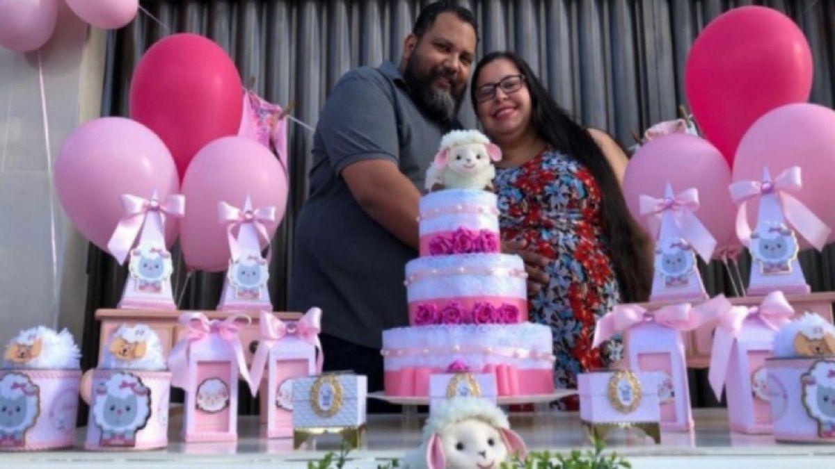 Camila Graciano falleció por coronavirus que se contagió en un baby shower.