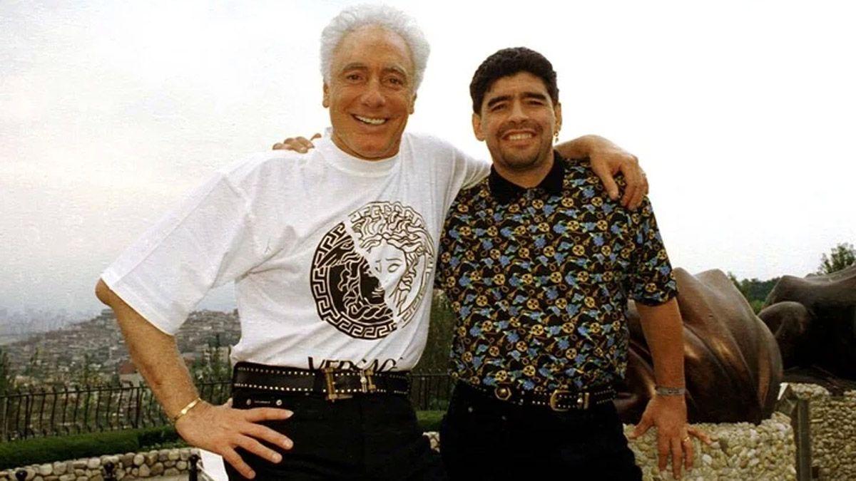 Coppola habló de los presuntos hijos de Maradona en Cuba