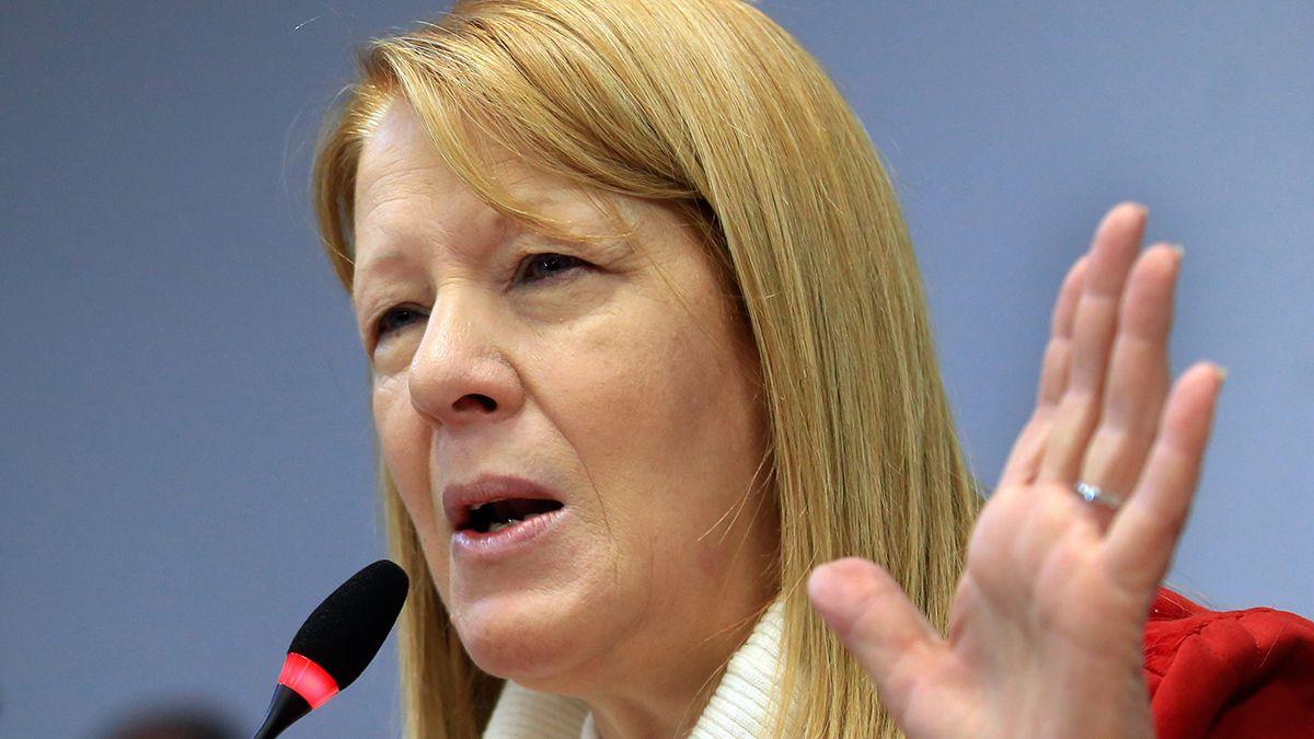 Facundo Manes podría estar acompañado en la lista por la líder del GEN, Margarita Stolbizer.