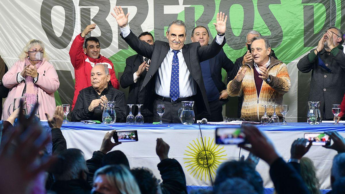 Guillermo Moreno presentó su candidatura a diputado para las elecciones legislativas 2021 con cuestionamientos al presidente Alberto Fernández.
