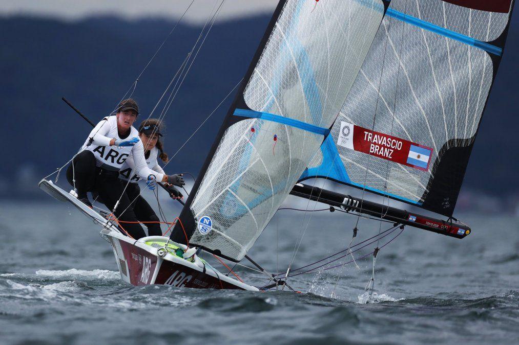 Victoria Travascio y Sol Branz ganaron un diploma en los Juegos Olímpicos 2021.