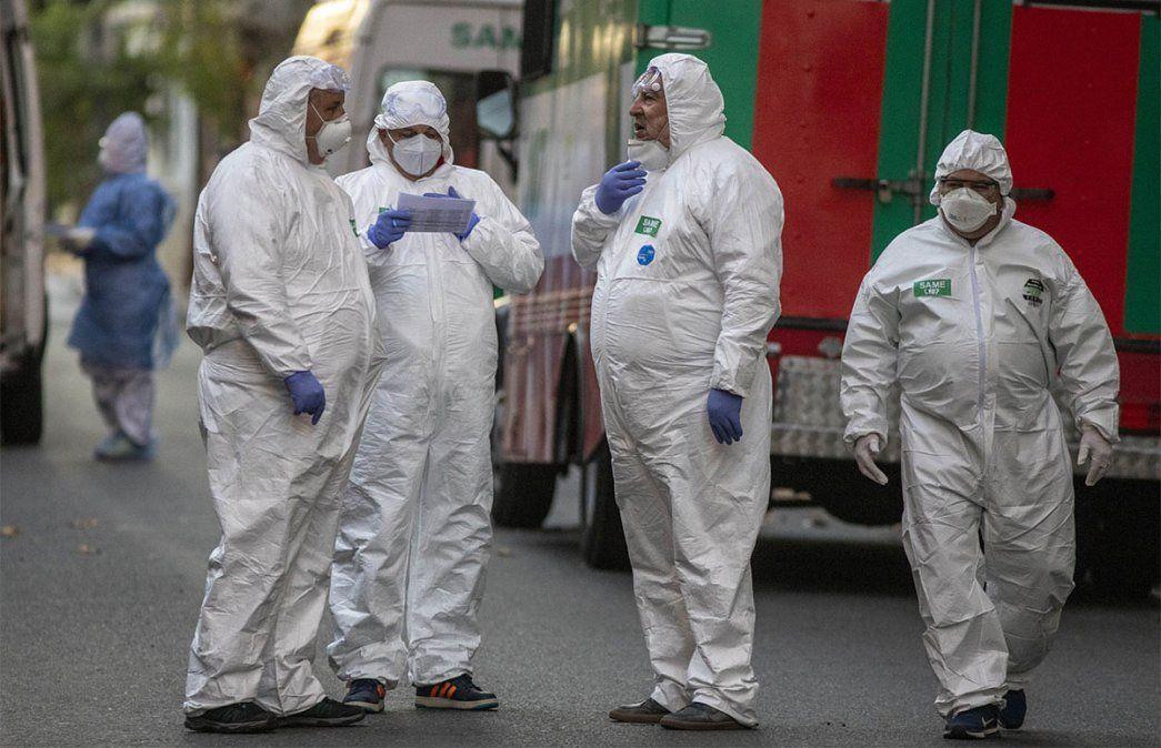 Nación reportó este miércoles por la mañana 58 fallecimientos más por coronavirus
