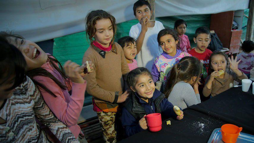 Sumate a la campaña Frío Cero para llevar abrigo y amor a los chicos de Lavalle