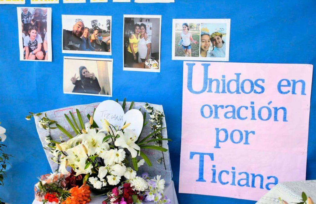 Ticiana Esposito tenía 14 años. El crimen de la adolescente sacudió a Rosario que está cada vez más violenta. Foto: Gentileza El Ciudadano de Rosario.