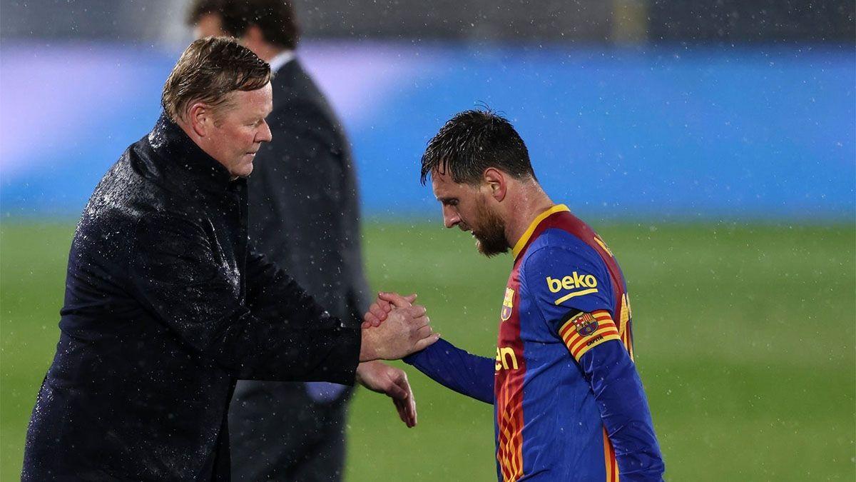 La mala racha ante Real Madrid que tiene a maltraer a Messi