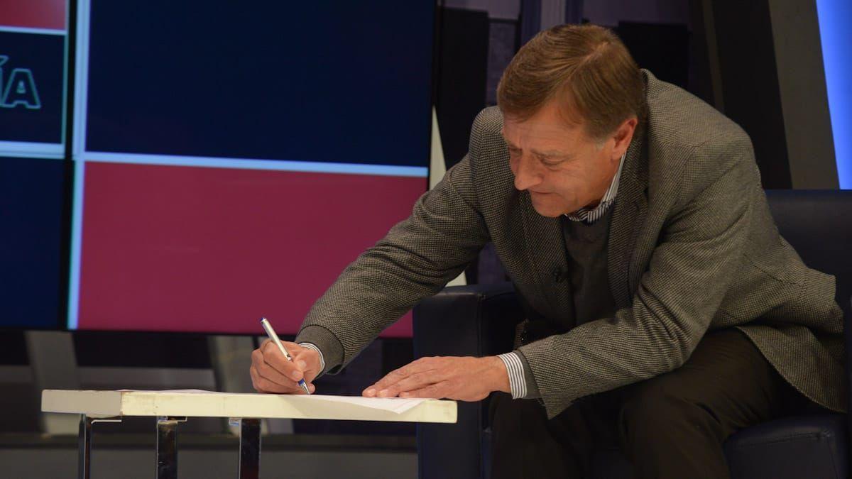 El gobernador Rodolfo Suarez se refirió a las nuevas restricciones en Mendoza