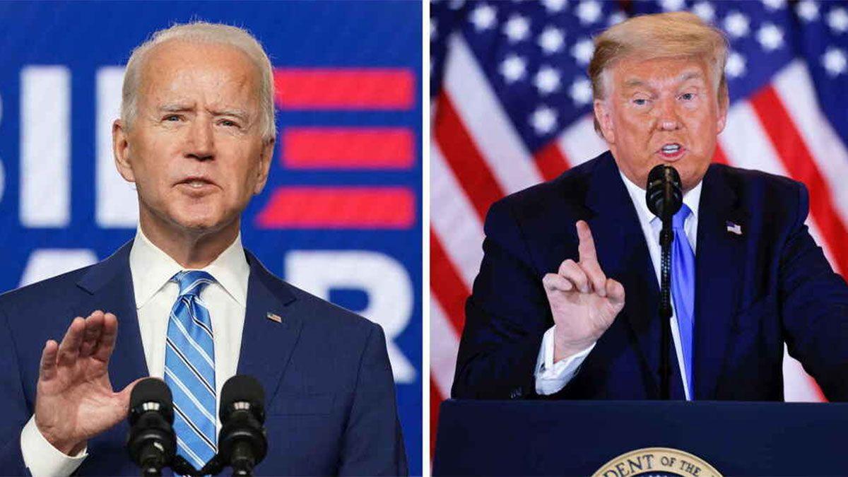 Biden le dio vuelta el resultado a Trump en Georgia y Pensilvania