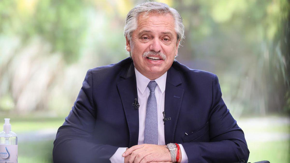 Fernández da el puntapié inicial a la campaña electoral