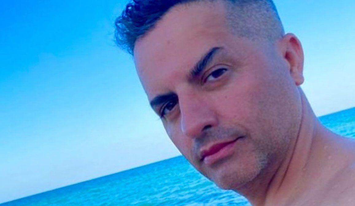 Ángel de Brito, ya vacunado, dio positivo de Covid en Miami