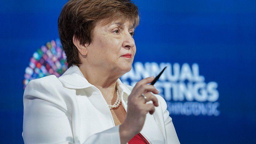 Con apoyo del directorio, Georgieva continuará al frente del FMI
