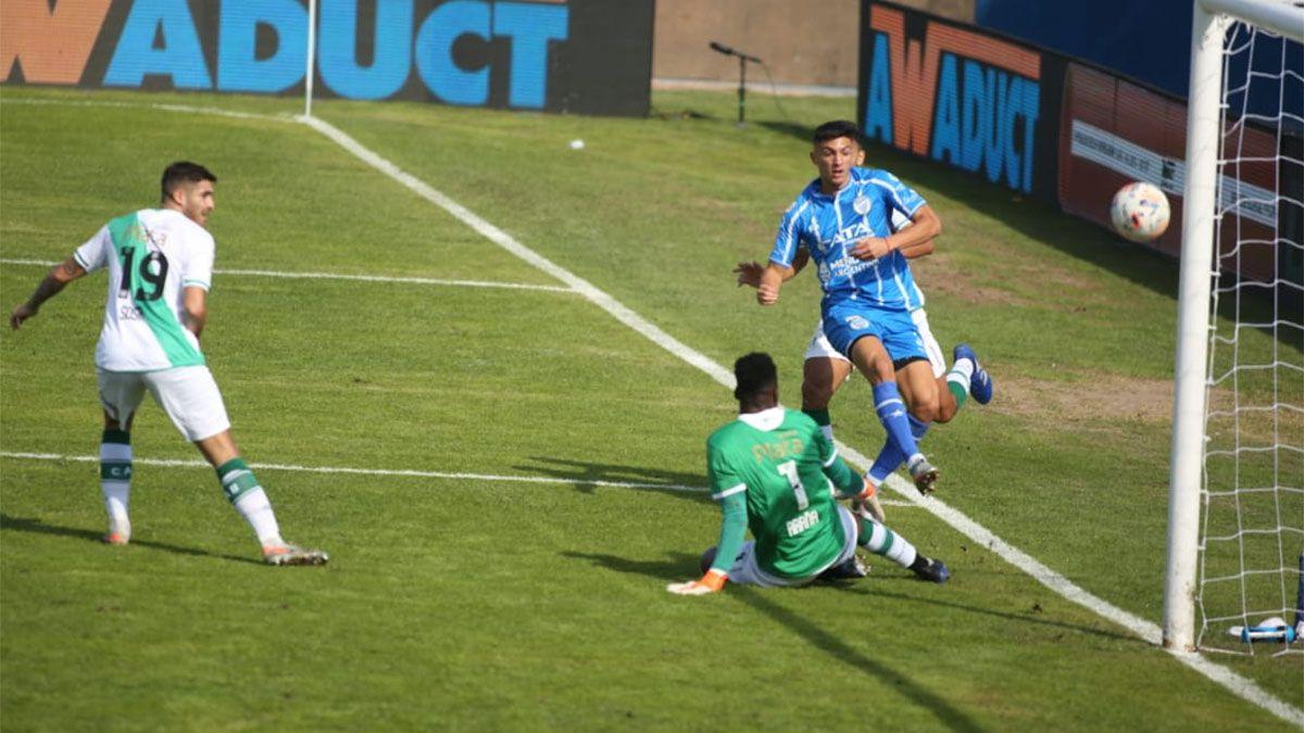 Godoy Cruz cayó inmerecidamente ante Banfield