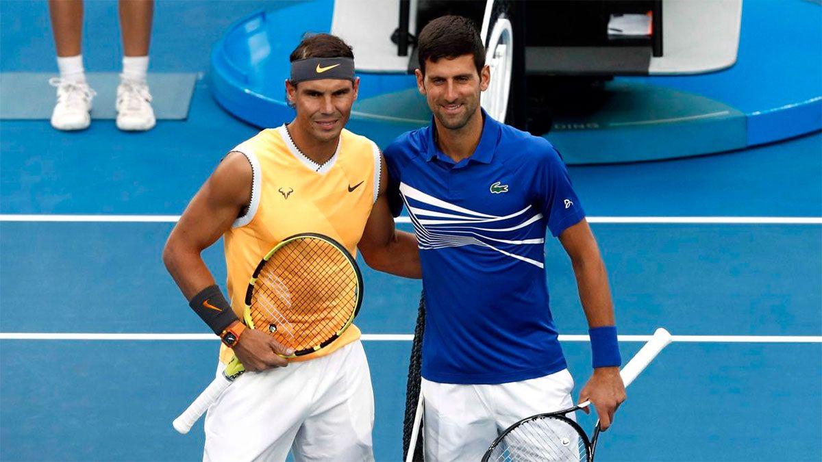 Nadal vs. Djokovic: hora y TV de la final de Roland Garros