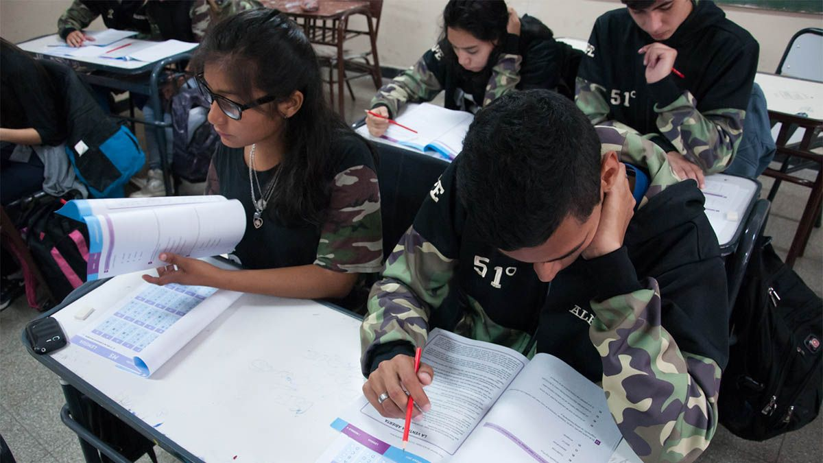La idea de la DGE es que la educación sea presencial en el 2021