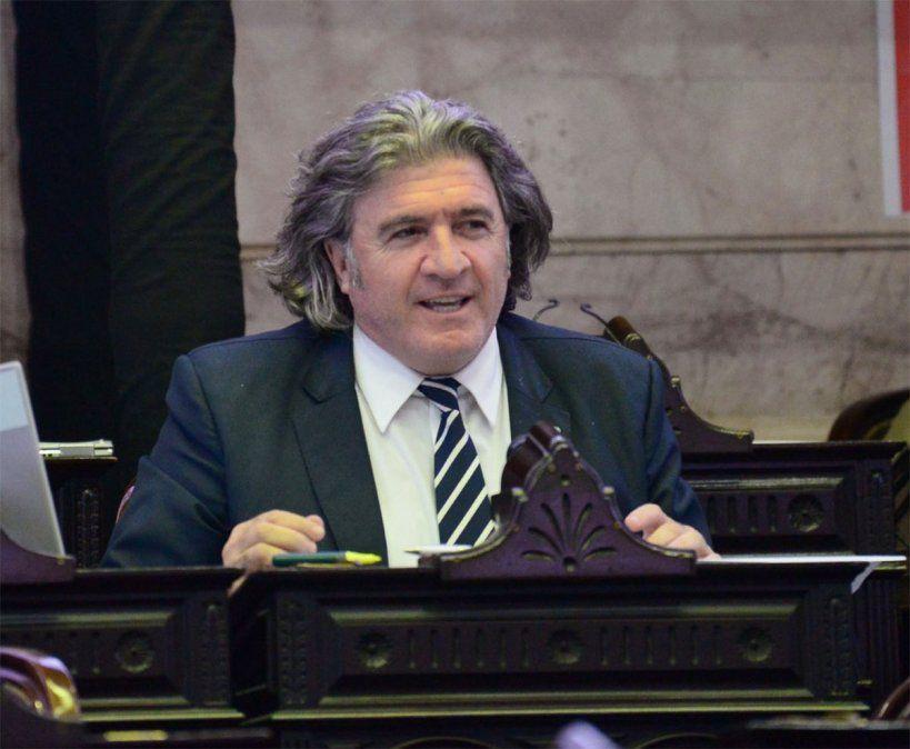 José Luis Ramón habló de la Refoma Judicial.