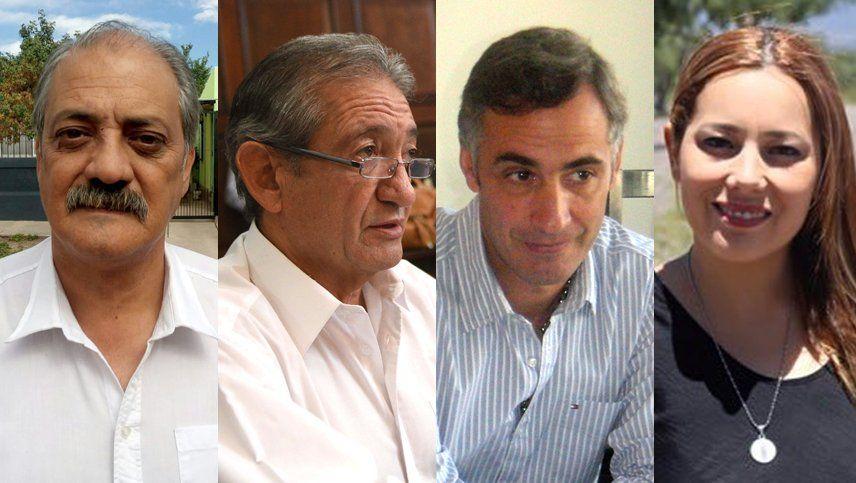 Cuatro peronistas aspiran a sacarle Las Heras a Orozco