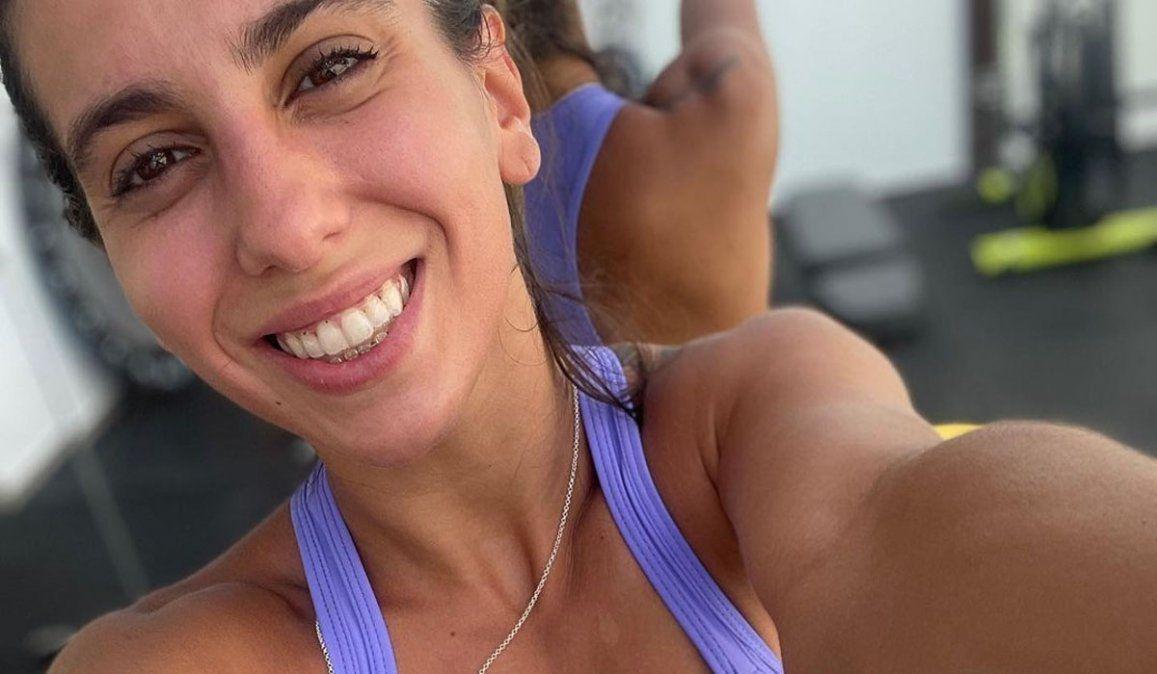 Cinthia Fernández, sin pelos en la lengua: ¿Qué pasa resentida?