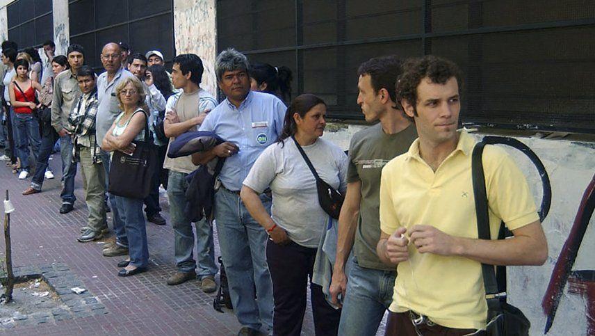 La caída del empleo alcanzó a todas las provincias menos a Neuquén y Santa Cruz