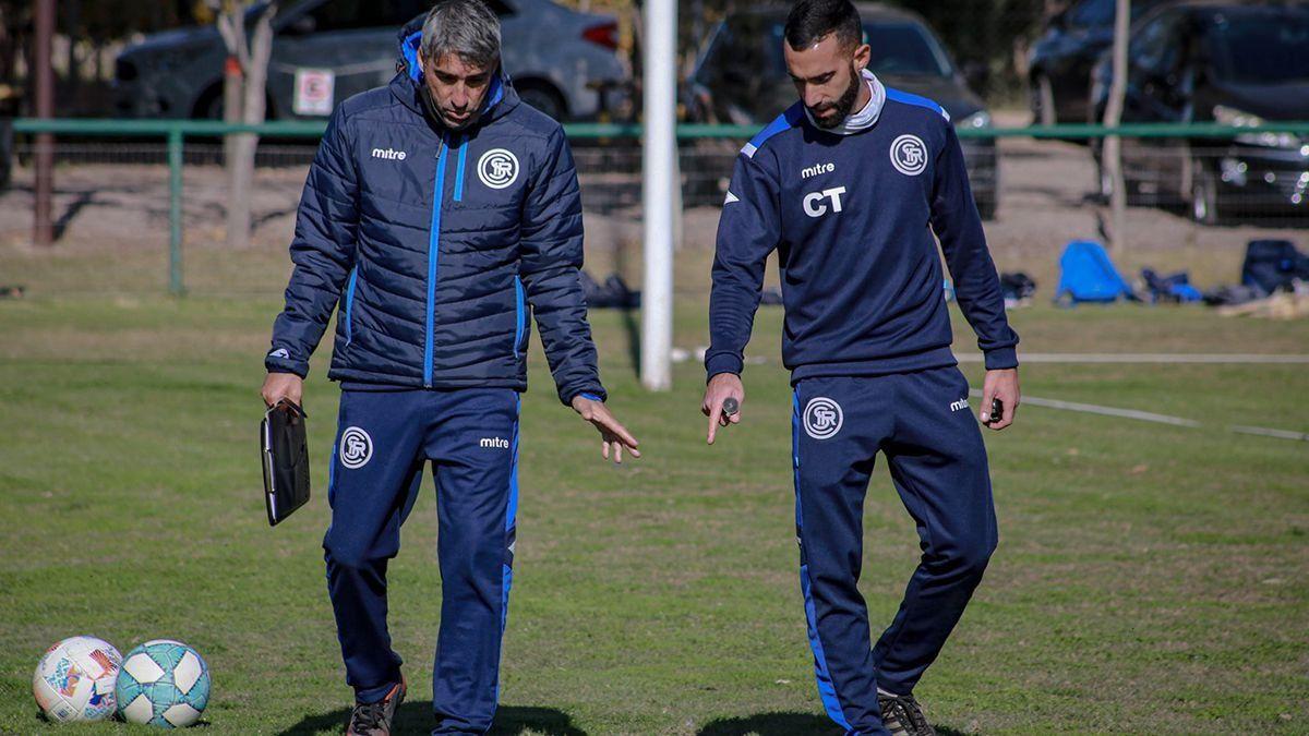 Gabriel Gómez tomó como justa la medida la suspensión del fútbol.