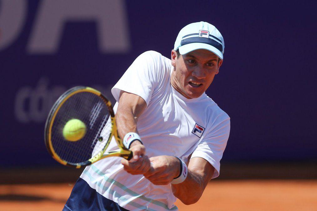 Debutan ocho argentinos en el Córdoba Open