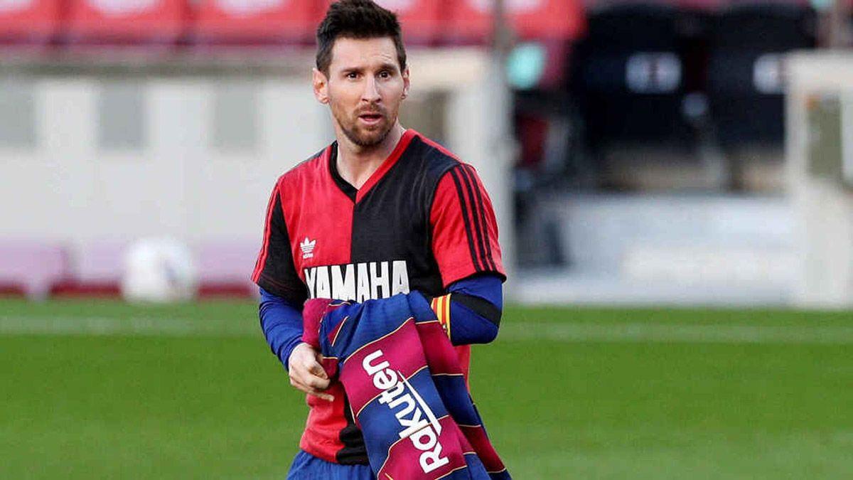 Si fuese por nosotros, que Messi venga mañana