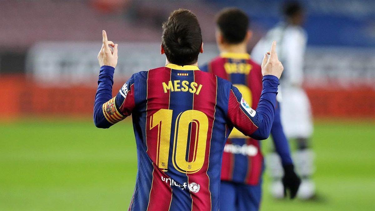 Lionel Messi lleva 14 años consecutivos en el Once Ideal