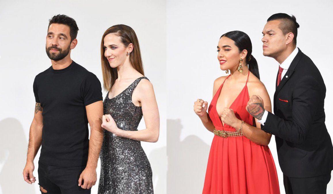 Ganador de la final del Cantando 2020: Cachete Sierra e Inbal Comedi vs Ángela Leiva y Brian Lanzelotta