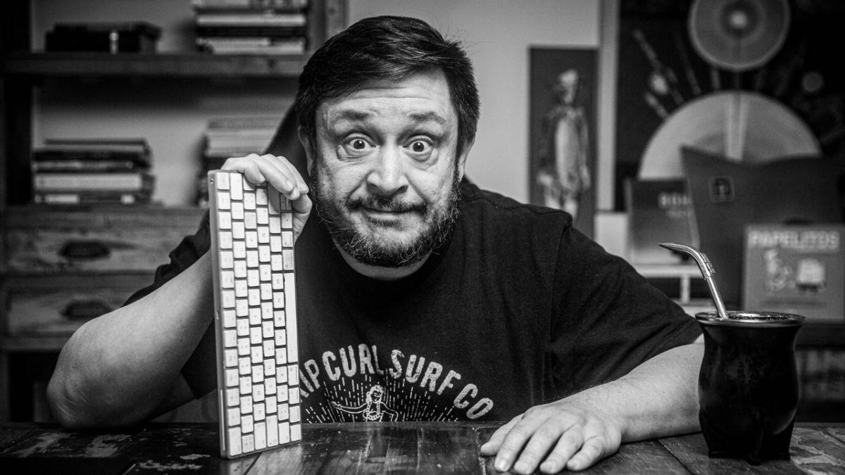 Hernán Casciari estará en la jornada de cierre de la presente edición de la Feria del Libro 2020