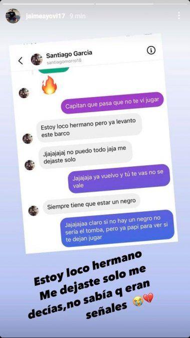 Jaime Ayoví y la señal del Morro García que no vio