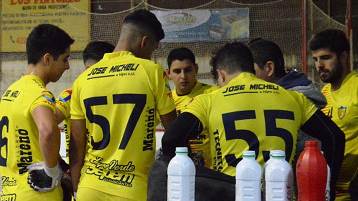 El Torneo Apertura tiene un líder, Banco Mendoza