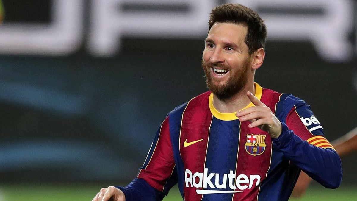 Lionel Messi cobraría 20 millones de euros al año.