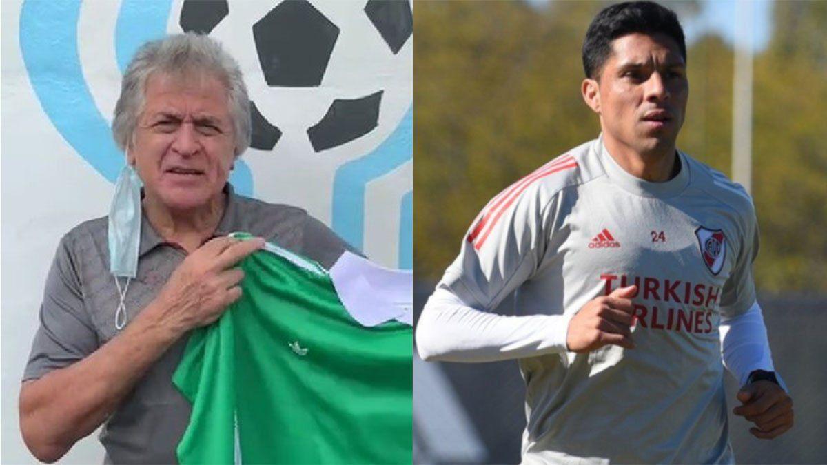 Los consejos que le dio Fillol a Enzo Pérez para poder atajar