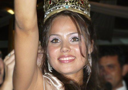 8 bellezas van por la corona de Tupungato