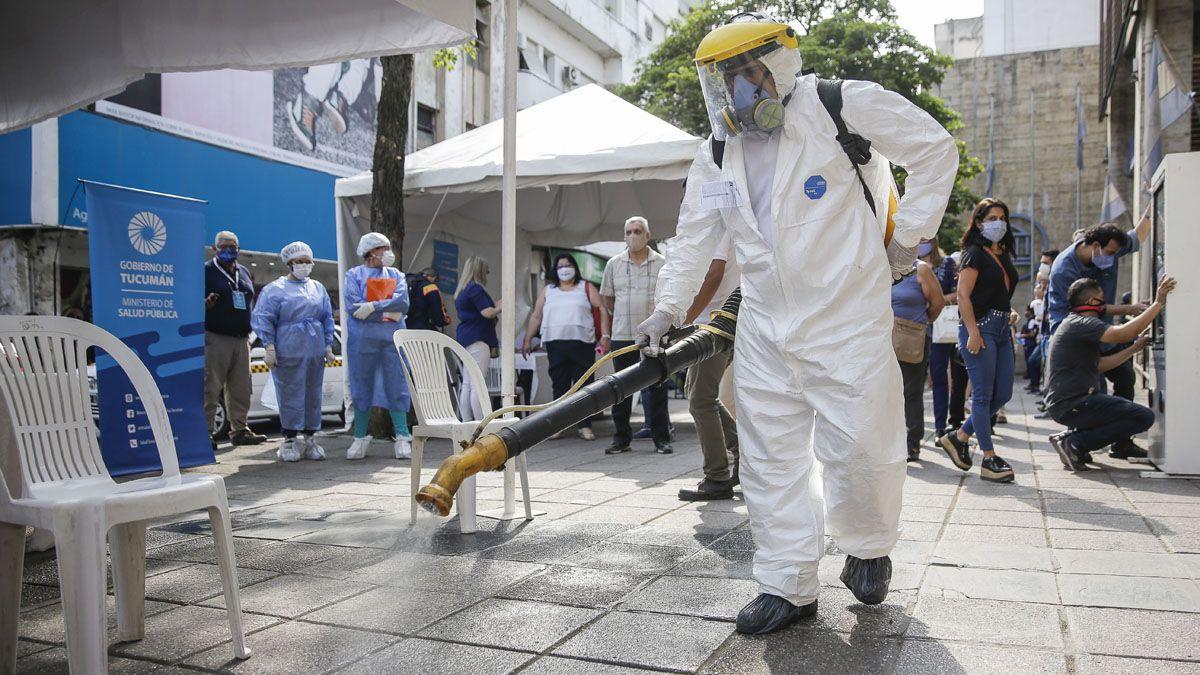 San Juan tiene circulación viral comunitaria de coronavirus