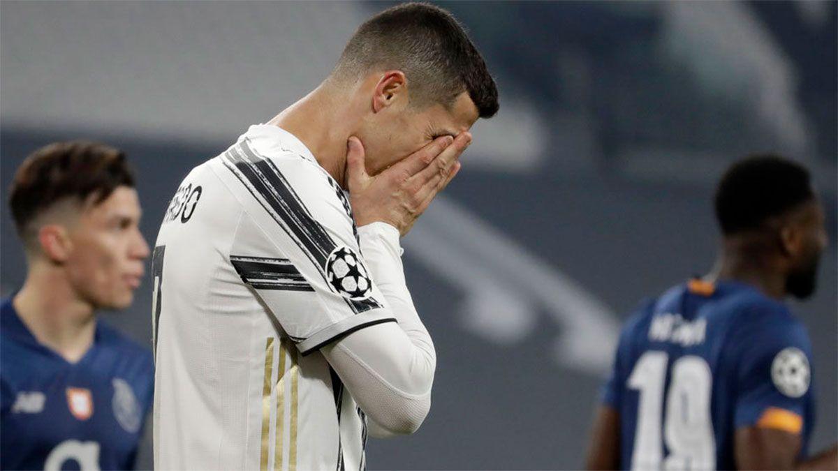 Cristiano Ronaldo enfrentó las críticas con un claro posteo