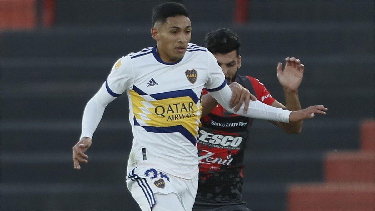Boca, ya clasificado, perdió con Patronato por primera vez