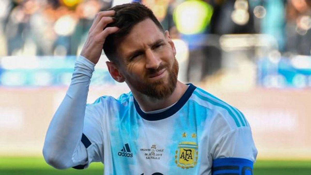 FIFA publicó y luego cambió el estadio de Argentina-Paraguay