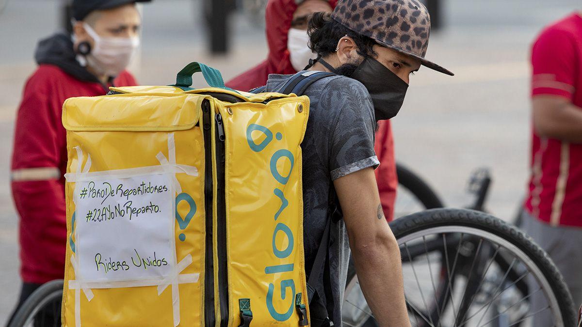 La empresa de delivery Glovo se va de Argentina.