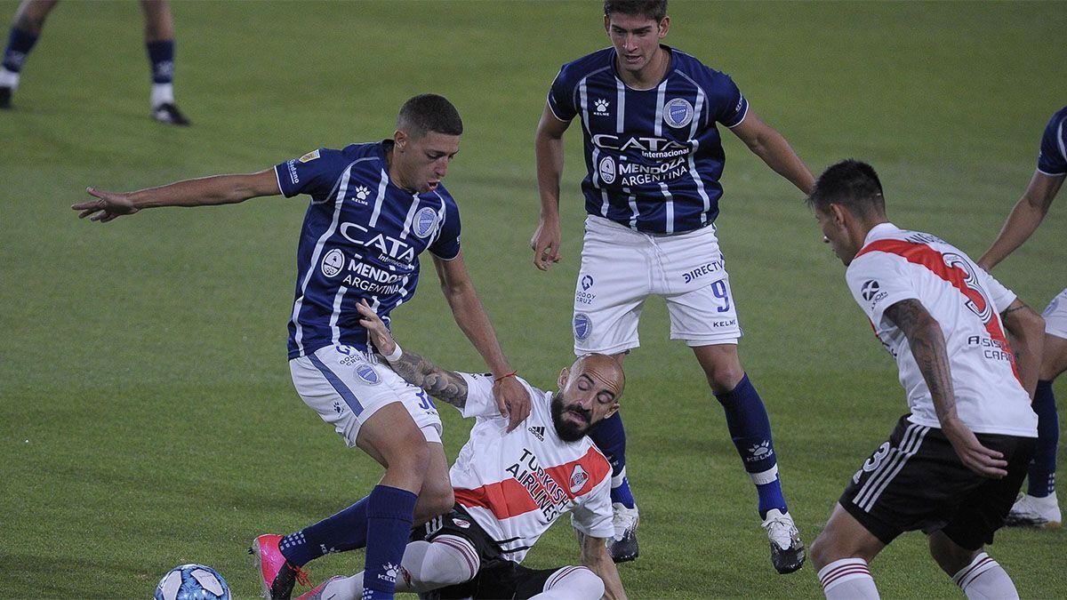 Sorteo de la segunda fase: los rivales de Godoy Cruz y el superclásico