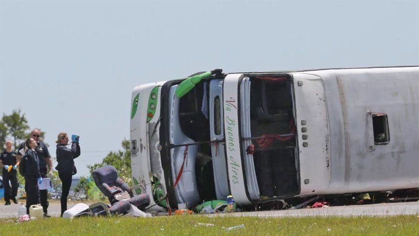Liberaron al chofer del accidente en el que murieron dos niñas