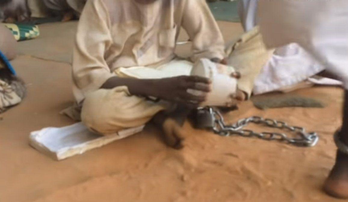 El video que muestra el infierno de las escuelas religiosas en las que se tortura a los niños