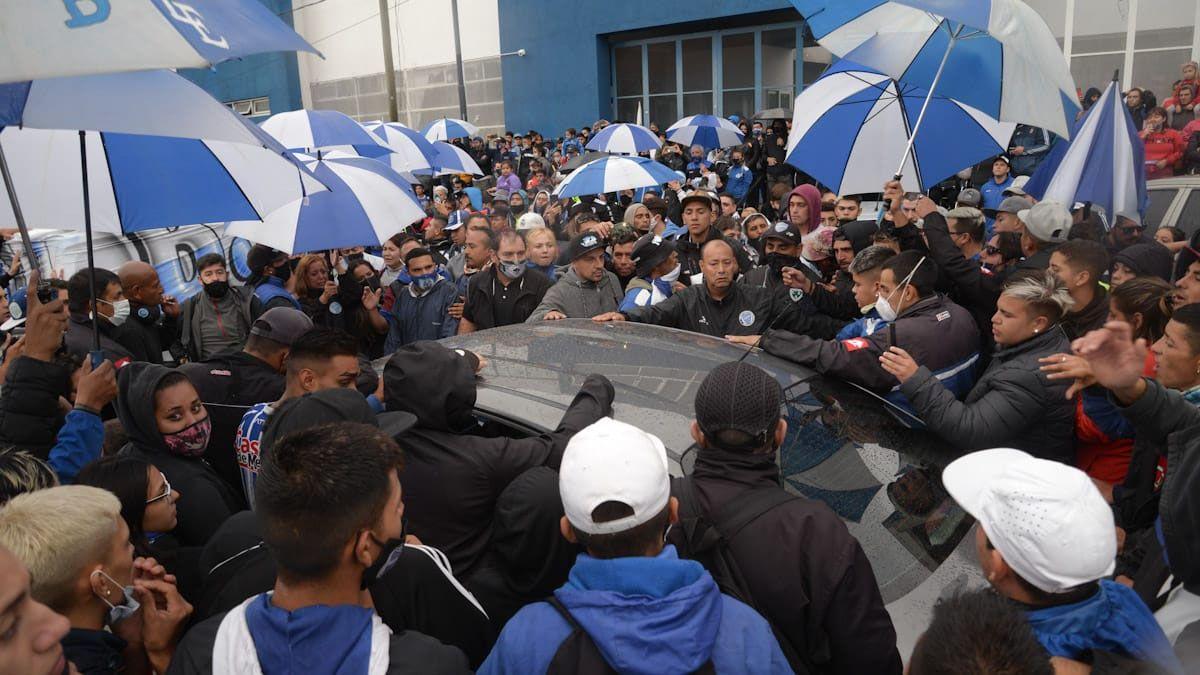 Estas son las imágenes de la dolorosa despedida del Morro García