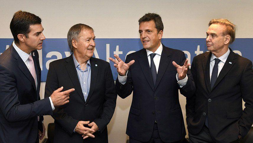 Schiaretti dijo que más del 50% de la población está en contra de la polarización