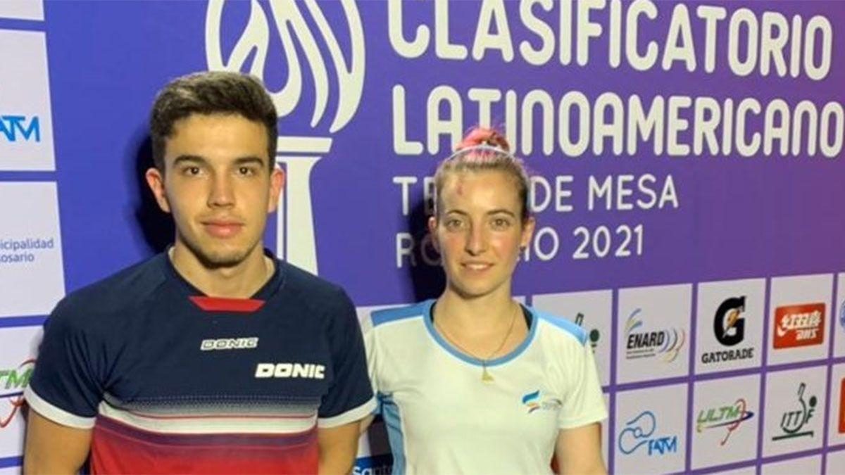 La pareja Cifuentes-Argüelles no pudo clasificar a los Juegos